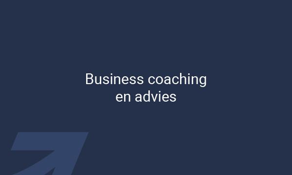Business coaching & advies