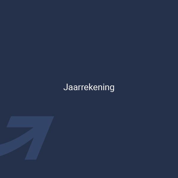 Jaarrekening